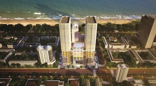 """GoldCoast được đánh giá là dự án """"du lịch kết hợp nhà ở"""" hiếm có tại Nha Trang mang hướng đi mới mẻ hometel."""