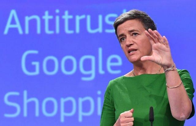 Đại diện của Ủy ban châu Âu không phủ nhận thành công của Google, nhưng khẳng định công ty đã không tuân theo những quy tắc chống độc quyền tại EU