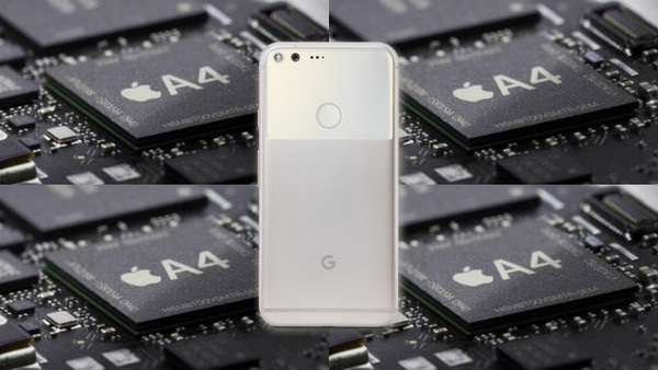 Google đang muốn tự phát triển chip di động giống như những gì Apple đang làm hiện tại?