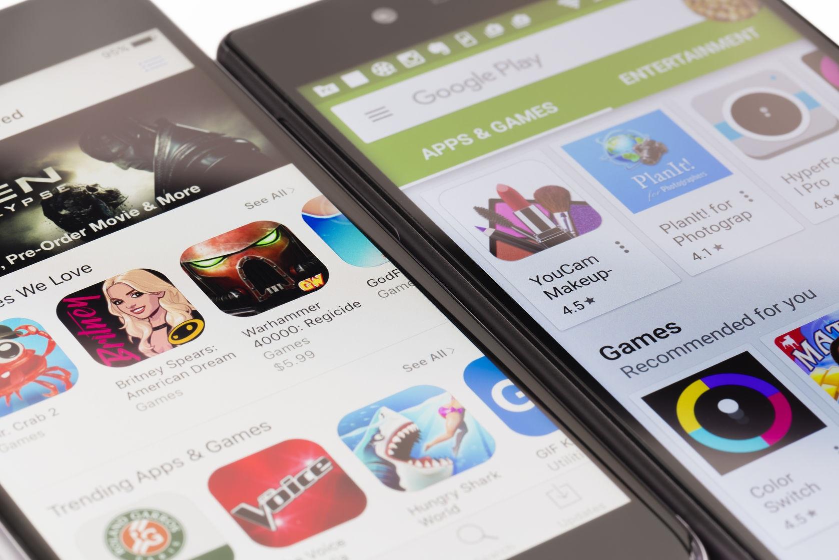 """Google chuẩn bị ra tay xoá hàng loạt ứng dụng """"nhái"""" trên Play Store - 1"""