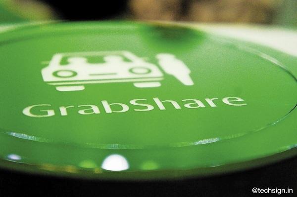 Hình thức đi chung xe GrabShare tạm thời sẽ không được áp dụng trên địa bàn Hà Nội (ảnh: Techsign).