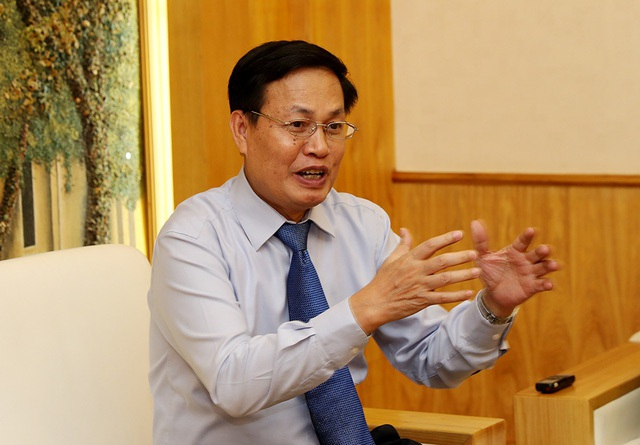 GS.TS Nguyễn Hữu Đức, Phó Giám đốc ĐH QG Hà Nội