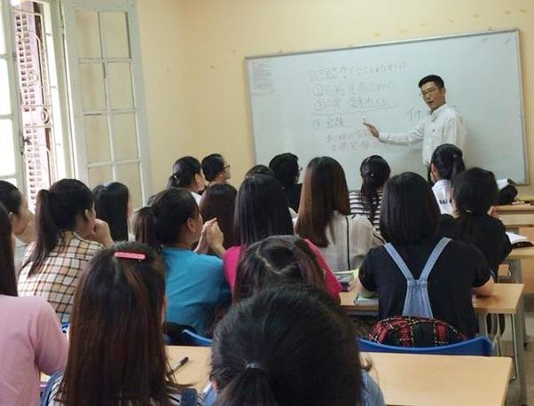 Chương trình mới cho các bạn du học sinh Nhật Bản - 1