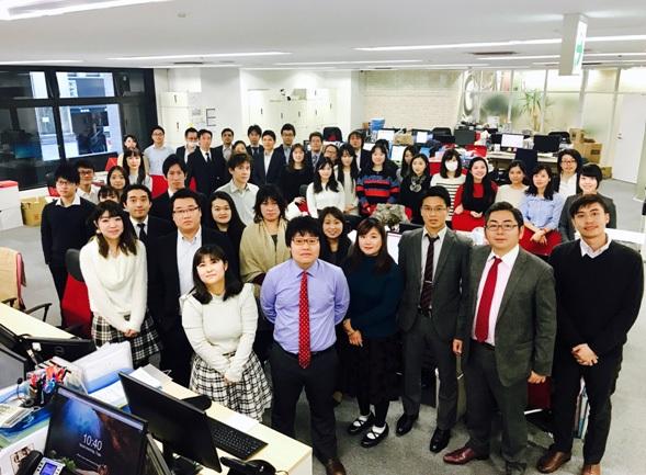 Chương trình mới cho các bạn du học sinh Nhật Bản - 2