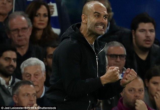 Guardiola tự tin vào khả năng vô địch của Man City