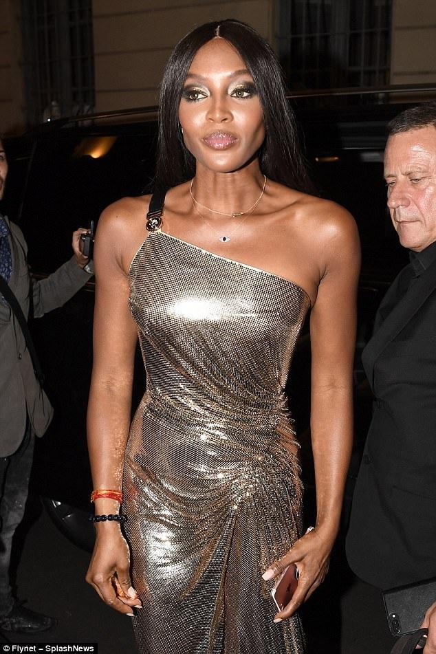 Naomi Campbell, 47 tuổi vẫn chưa từng kết hôn