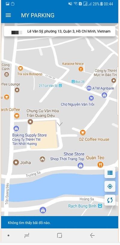 Dùng thử ứng dụng đặt chỗ giữ xe ô tô tại Thành phố Hồ Chí Minh - 4