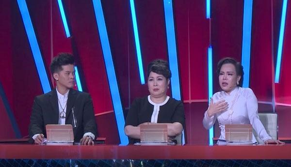 Ngồi ghế nóng Bước nhảy ngàn cân, Việt Hương tiết lộ việc mình từng bị tâm thần phân liệt.