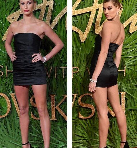 Rita Ora khoe ngực khủng trên thảm đỏ lễ trao giải thời trang - 16