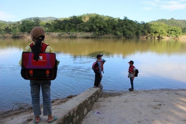 Chỉ trong 1 ngày, tại Hà Tĩnh đã xảy ra 2 vụ đuối nước khiến 3 học sinh thiệt mạng.