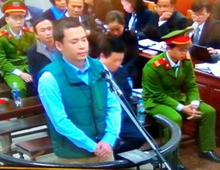 Thắng xác nhận đã chuyển cho Nguyễn Xuân Sơn số tiền 240 tỉ đồng.