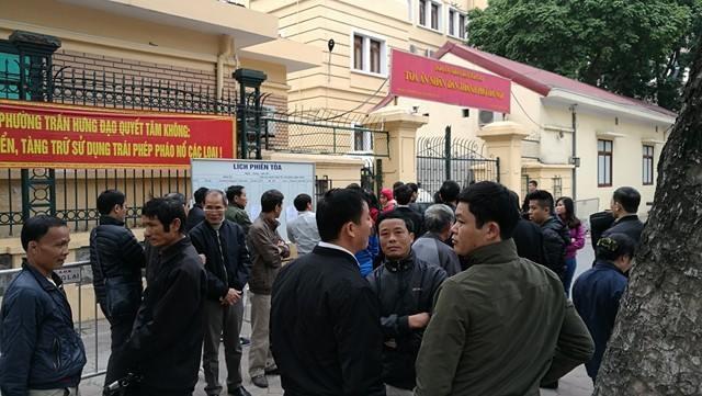 Phạm Công Danh xuất hiện trong phiên xử Hà Văn Thắm - 9