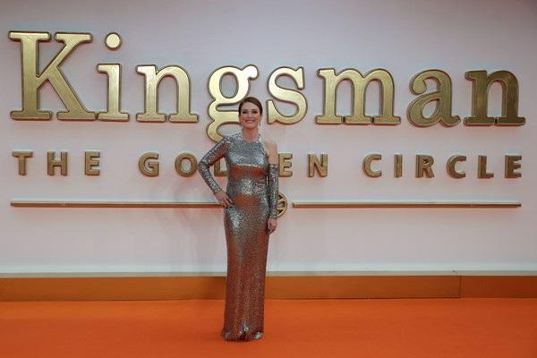 Minh tinh từng giành giải Oscar Julianne Moore xinh đẹp trên thảm đỏ