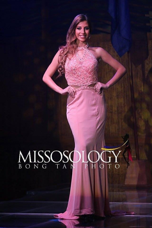 Hà Thu giành huy chương đồng thứ hai tại Hoa hậu Trái đất 2017 - 15