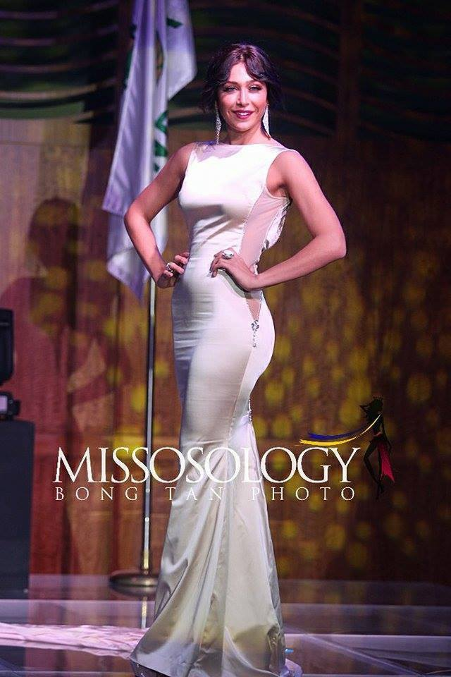 Hà Thu giành huy chương đồng thứ hai tại Hoa hậu Trái đất 2017 - 16