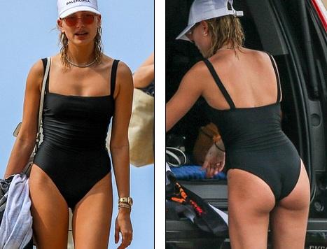 Cô cũng là người mẫu nổi bật của tuần lễ thời trang New York vừa qua