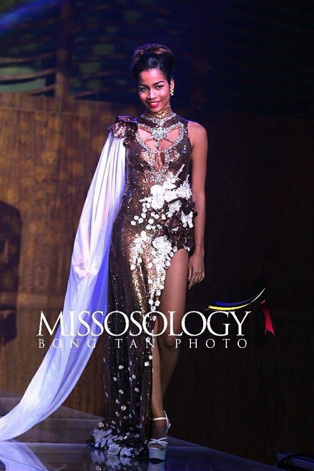 Hà Thu giành huy chương đồng thứ hai tại Hoa hậu Trái đất 2017 - 11