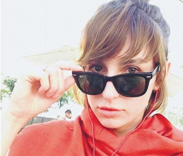 Nữ hacker Nga Alisa Shevchenko. (Ảnh: Dailymail)
