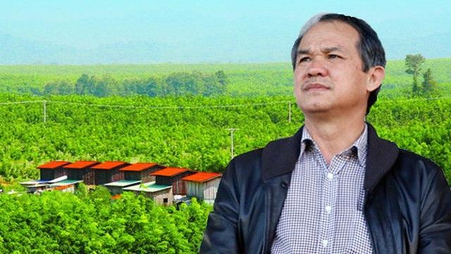 Bầu Đức tham vọng sẽ đưa HAGL Agrico thành một tập đoàn nông nghiệp hàng đầu Việt Nam nói riêng và trong khu vực Đông Nam Á nói chung