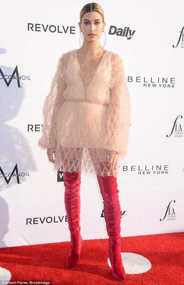 Hailey - con gái của nam diễn viên Stephen Baldwin được biết tới nhiều hiện nay sau mối tình ngắn ngủi với ca sỹ trẻ Justin Bieber