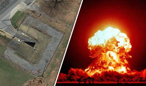 Raven Rock có thể là một trong những căn hầm được Tổng thống Mỹ Donald Trump sử dụng trong trường hợp xảy ra một cuộc tấn công hạt nhân. (Ảnh minh họa: Getty)