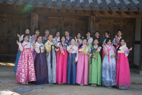 Top 18 Miss Teen diện hanbok, tìm hiểu văn hoá Hàn Quốc - 10