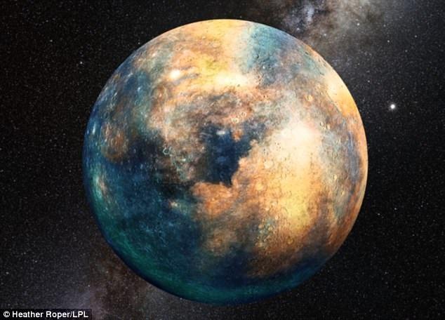 """Phát hiện ra """"Hành tinh thứ 10"""" chưa được khám phá trong hệ Mặt Trời? - 1"""