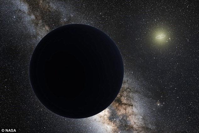 NASA chỉ ra 5 bằng chứng về sự tồn tại của hành tinh thứ 9.