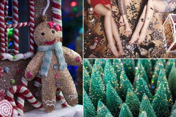 Qua nhiều thập kỷ, mọi người đều rắc những hạt kim tuyến lên đồ trang sức, bánh quy và giấy gói để thêm một chút lấp lánh cho Giáng sinh.
