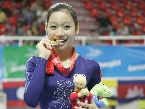 Hà Thanh và nhiều vận động viên Việt Nam không có thưởng Tết