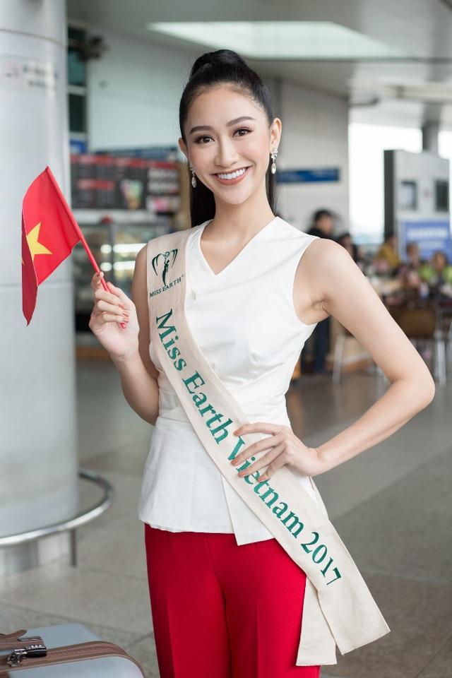 Hà Thu của Việt Nam được Missosology dự đoán là Hoa hậu Trái đất 2017 - 3