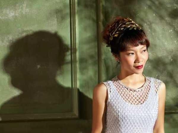 Hà Trần từng gây tranh cãi khi trình làng dự án hát nhạc xưa ở Hải ngoại. (Ảnh: Am5)