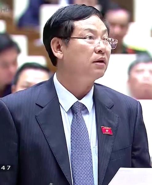 ĐBQH Nguyễn Hữu Chính - Chánh án TAND thành phố Hà Nội xác định và cho rằng đây là một vụ án phức tạp, có sai phạm về tố tụng.