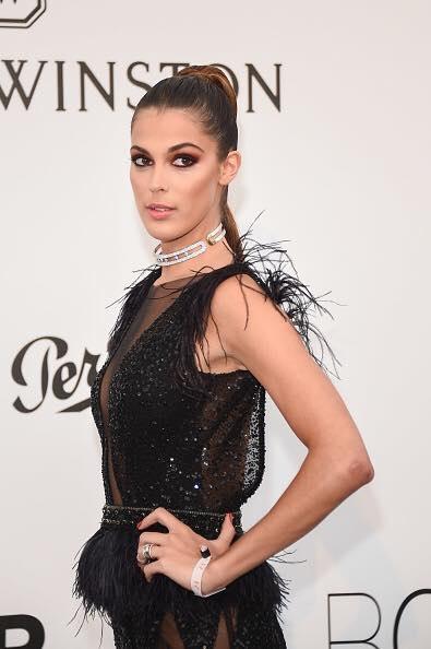 Hoa hậu hoàn vũ toả sáng tại Cannes - 2