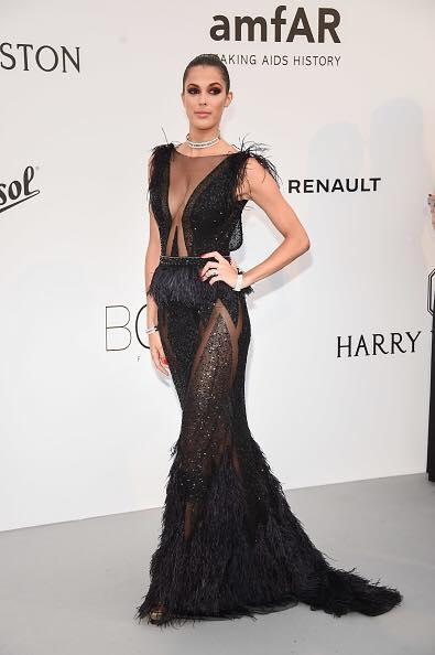 Hoa hậu hoàn vũ toả sáng tại Cannes - 4