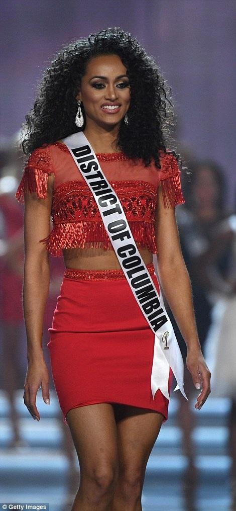 Nhà khoa học 25 tuổi trở thành Hoa hậu Mỹ năm 2017 - 8