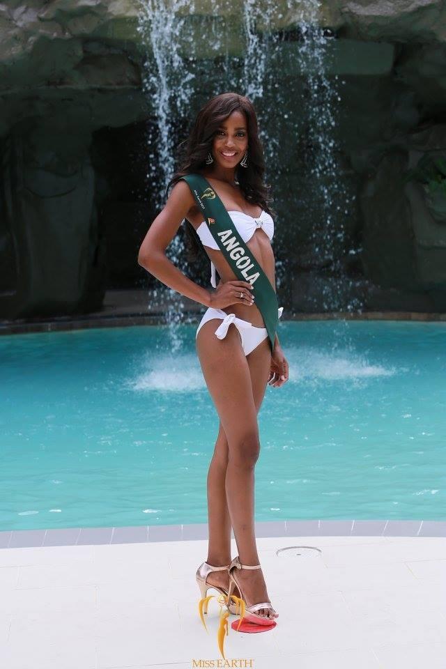 Mãn nhãn với phần trình diễn áo tắm của Hoa hậu Trái đất 2017 - 11
