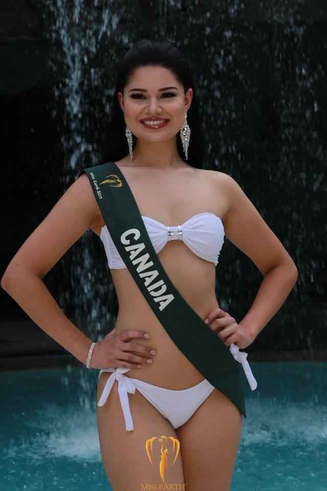 Mãn nhãn với phần trình diễn áo tắm của Hoa hậu Trái đất 2017 - 13
