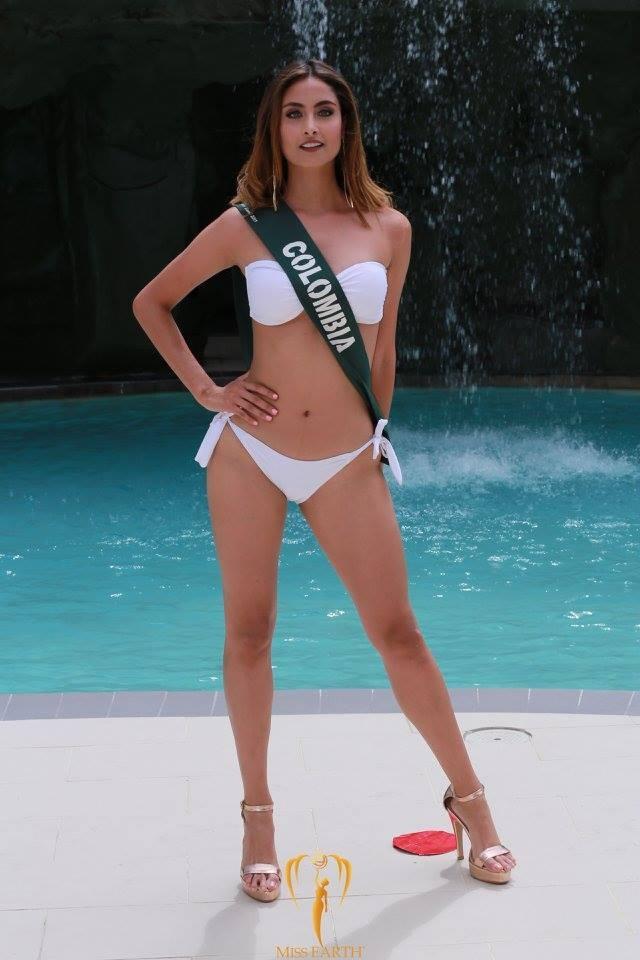 Mãn nhãn với phần trình diễn áo tắm của Hoa hậu Trái đất 2017 - 16