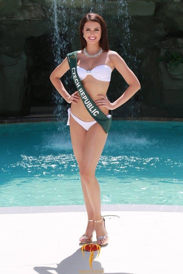 Mãn nhãn với phần trình diễn áo tắm của Hoa hậu Trái đất 2017 - 20
