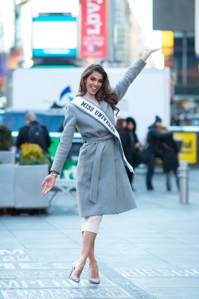 Cuộc sống mới của Hoa hậu hoàn vũ Iris tại Mỹ