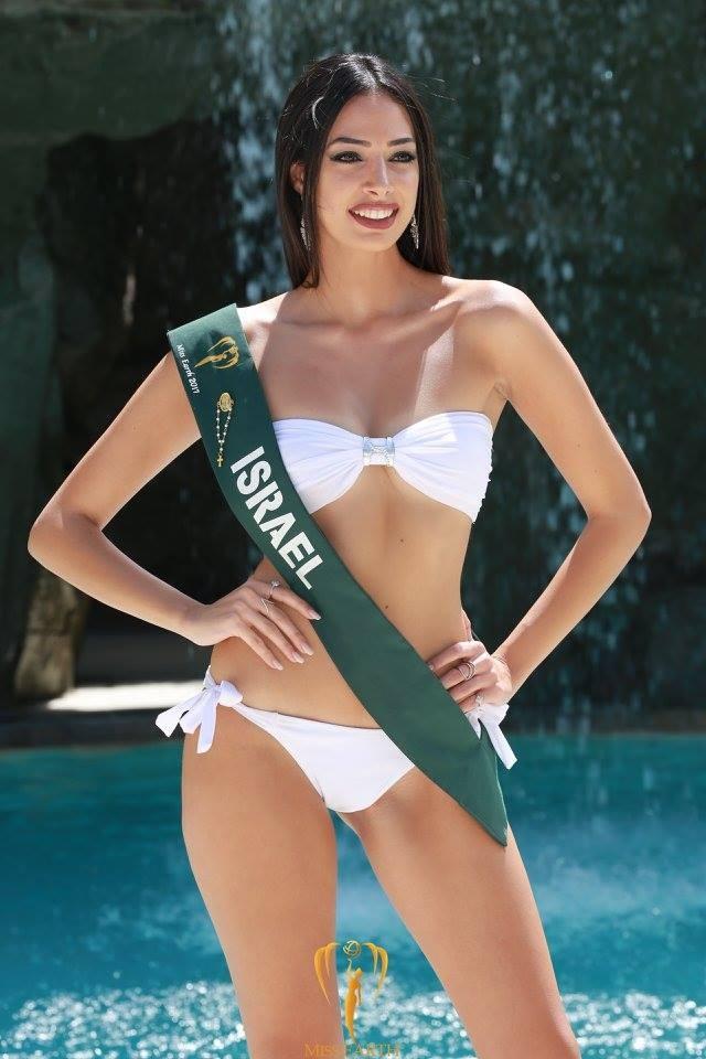 Mãn nhãn với phần trình diễn áo tắm của Hoa hậu Trái đất 2017 - 31