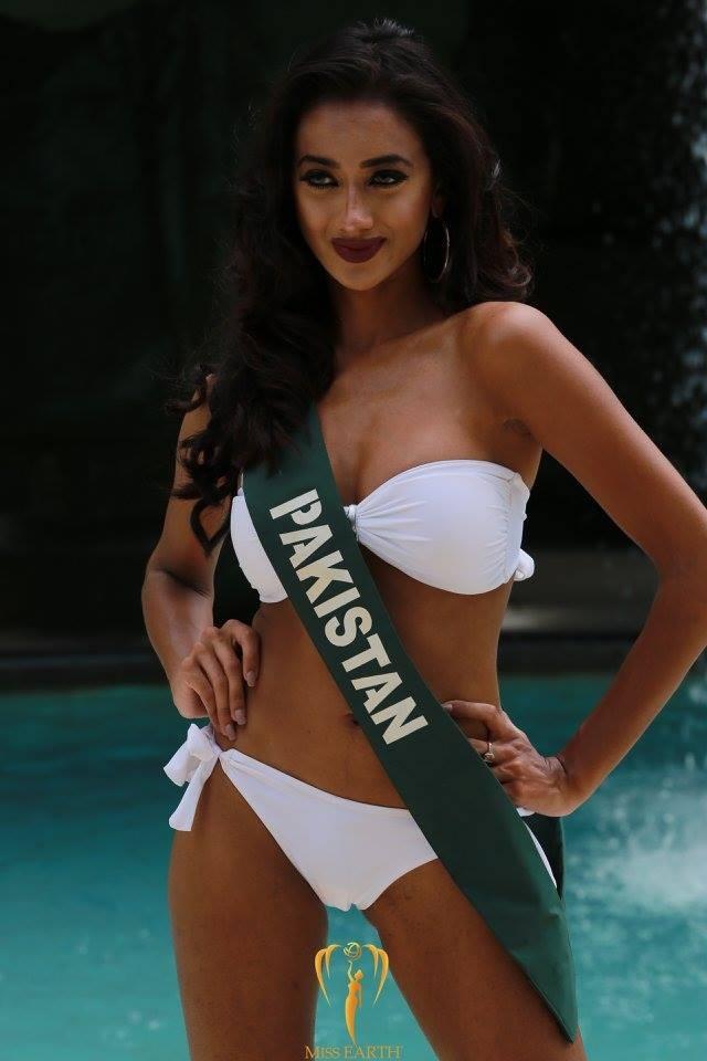 Mãn nhãn với phần trình diễn áo tắm của Hoa hậu Trái đất 2017 - 37