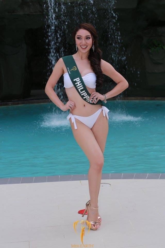 Mãn nhãn với phần trình diễn áo tắm của Hoa hậu Trái đất 2017 - 41