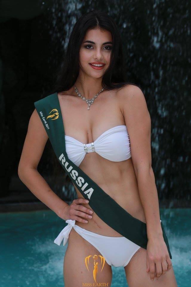 Mãn nhãn với phần trình diễn áo tắm của Hoa hậu Trái đất 2017 - 44