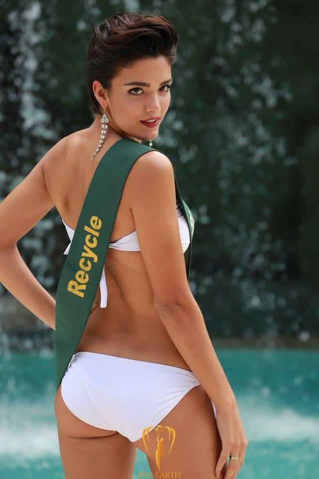 Mãn nhãn với phần trình diễn áo tắm của Hoa hậu Trái đất 2017 - 46