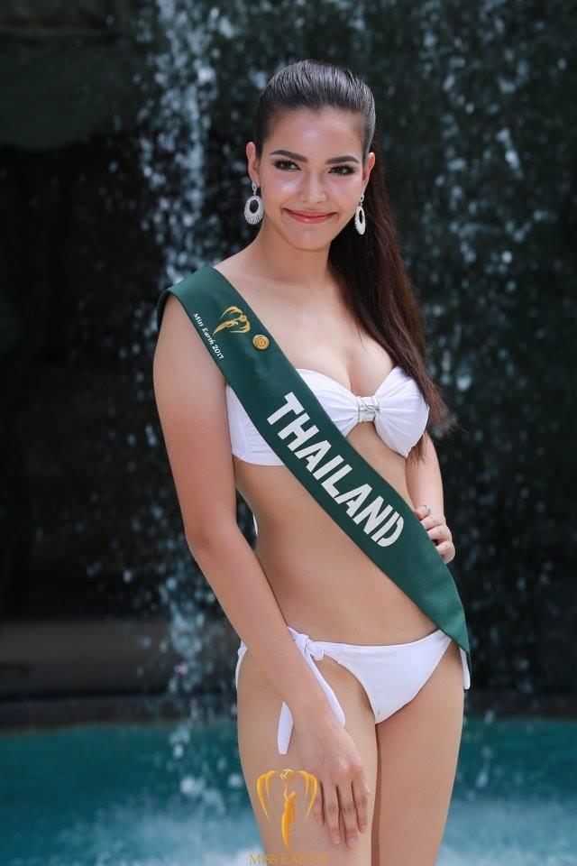 Mãn nhãn với phần trình diễn áo tắm của Hoa hậu Trái đất 2017 - 48