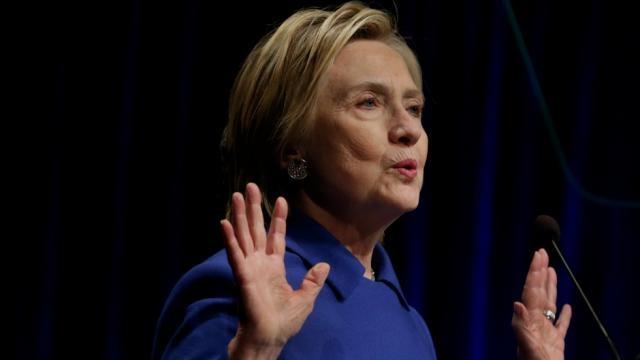 Bà Hillary Clinton (Ảnh: Getty)