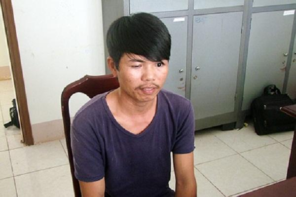 Đối tượng Hồ Sỹ Tưởng bị bắt sau 14 năm trốn truy nã
