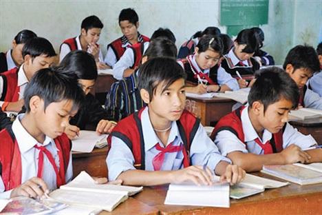 Tỉnh Quảng Ngãi thực hiện hỗ trợ học phí cho sinh viên, học viên người dân tộc thiểu số (Ảnh minh họa)
